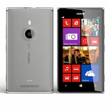 Nokia Lumia 925 Windows 8 Gris (Liberado) Smartphone-Grado B-Garantía