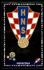 Panini Euro 2012 Event Kick Off - Badge (Croatia) No. 14