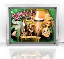 A Christmas Story LED Backlit Acrylic Framed Film Cell