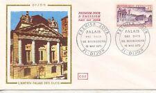 FIRST DAY COVER / 1° JOUR FRANCE / PALAIS DES DUCS DE BOURGOGNE / DIJON 1973