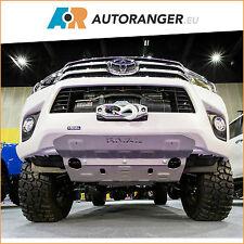 Unterfahrschutz Set aus 3 Teilen — Aluminium 6mm — Toyota Hilux Revo