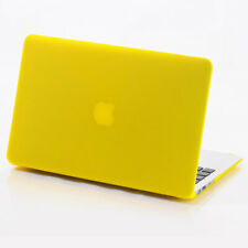 """Slim See-Thru Colored Cover For Macbook Air 11""""/13"""""""