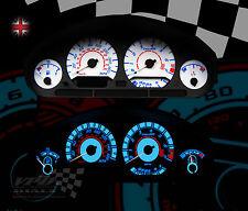 BMW E36 Speedo Orologio INTERNO CRUSCOTTO LAMPADINA ILLUMINAZIONE QUADRANTE CUSTOM KIT al plasma