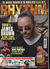 RHYTHM MAGAZINE - June 1999