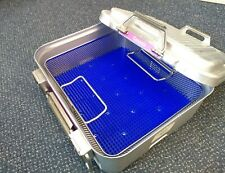 Genesis Sterilization Container with Basket