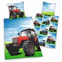 Herding Bettwäsche Traktor 135x200 cm (80x80 cm)