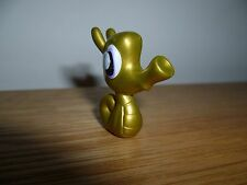 Moshi Monsters Moshlings - Series 1 gold Stanley (Rare)