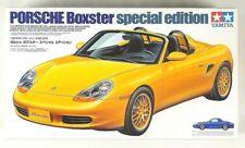 TAMIYA 1/24 Porsche Boxster special edition sports car #24249 scale model kit