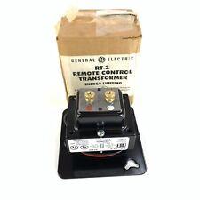 GE RT-2 Remote Control Transformer Energy Limiting 277-24V 60Hz