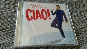 Giovanni Zarrella - Ciao !  - CD Album 2021 - Pop Schlager - NEU in Folie!