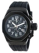 Swiss Legend 10542-BB-01-SA Trimix Diver Chronograph Watch Black NEW in Box!