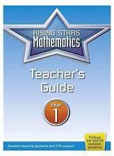 Rising Stars Mathematics Year 1 Teacher's Guide (Rising Stars Primary Mathemati)