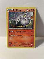 Pokemon RESHIRAM 17/116 Plasma Freeze COSMOS Alternate HOLO Rare Promo Card PSA