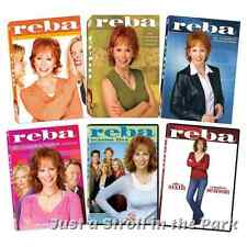Reba McEntire: The Complete Series Seasons 1 2 3 4 5 6 Box / DVD Set(s) NEW!