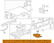 Chevrolet GM OEM 11-12 Volt Interior-Rear-Cable 24276685