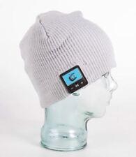 Auriculares gris Bluetooth para teléfonos móviles y PDAs