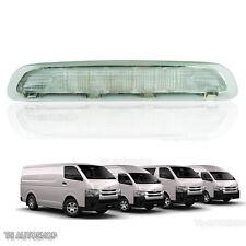 Third Brake Light Lamp Clear Rear For Toyota Hiace Commuter LWB KHD222 05 - 15