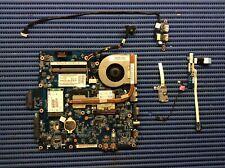 PLACA BASE MOTHERBOAD HP COMPAQ C700 C735EM JBL81 LA-4031P REV:1.0 I INTEL USADA