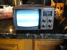 "Vintage Bentley  Portable 4.5"" TV  everything with it"
