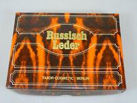 Taxor Berlin Set Russisch Leder vintage Seife + Duft 70er 80er Jahre