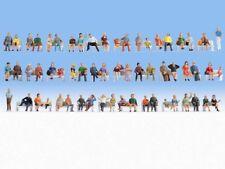 NOCH 18402 Mega-Spar-Set Sitzende, 60 Figuren, ohne Bänke ++ NEU & OVP