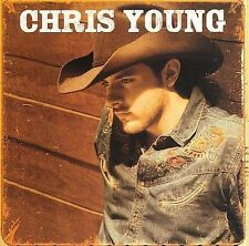 Chris Young by Chris Young (CD, Oct-2006, RCA)