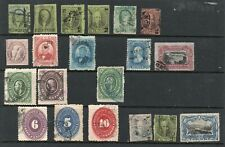 Mexico 1861-. Collection of 20.Used.Fine/Very Fine