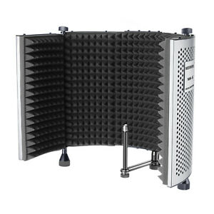 NW-5 Sound Absorbing Vocal Recording Panel,Acoustic Isolation Microphone Shield