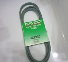 "DAYCO 48X990, 13R2515, L499, XDV Extra Duty V-Belt 99"" O.C. Brand NEW"