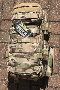 Kombat UK Small Assault Ops pack daysack 28 Litre BTP MTP Ammunition Pouches