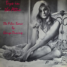 "TOYS IN THE GRENIER - GEORGE DUNING 12"" LP (P969)"