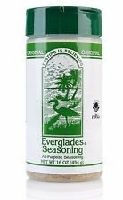 Everglades Seasoning 16 oz Original All Purpose  BBQ 1lb! Chicken Pork Fish Deer