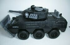 2011 Soldier Force MP S.F.257-A Black Tank Vehicle Chap Mei