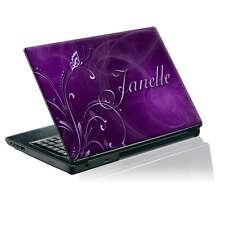 TaylorHe Calcomanía Vinilo Piel Etiqueta Engomada de la portátil personalizada con tu nombre P15