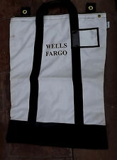 Bank Bag from Wells Fargo   Large size  by Bagmaster