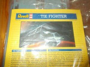 TIE FIGHTER MODEL KIT  (STAR WARS)