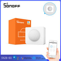 SONOFF SNZB-03 ZigBee Motion Sensor Smart Home APP Real-Time Monitoring Alarm