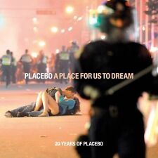 A Place for Us To Dream: 20 Years of Placebo * by Placebo (UK) (CD, Oct-2016, Rise)