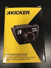 New Kicker  43CXARC CXARC CX PX Series Bass Amplifier/Amp Remote Level Control