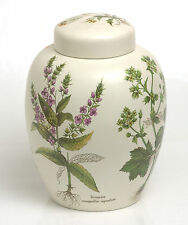 Poole Pottery Country Lane Pattern Large Ginger Jar