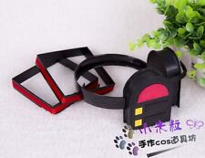 Vocaloid: Hatsune Miku Headset + Headwear Whole Set Japanese Cosplay Prop