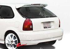 96-00 Honda Civic Type R Style Roof Spoiler w/ LED CANADA USA HB 3DR EK9 FRP