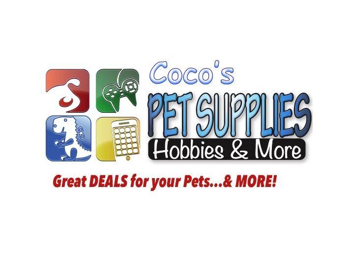Coco's Pet Supplies, Hobbies & More