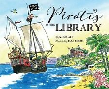 Pirates in the Library by Ali, Nadia | Paperback Book | 9781595727664 | NEW