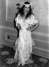 8x10 Print Cassandra Peterson aka Elvira 1987 #CP33