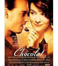 DVD CHOCOLAT de luxe in metallo ed. limitata 20° ann.