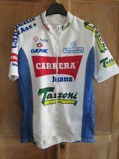 Maillot CARRERA Jeans TASSONI 1994 vintage shirt maglia CHIAPPUCCI PANTANI XL