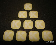 10 AUTHENTIC TINY KINK BMX BICYCLE FRAME STICKERS / DECALS #20 AUFKLEBER