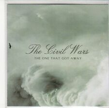 (ED679) The Civil Wars, The One That Got Away - 2013 DJ CD