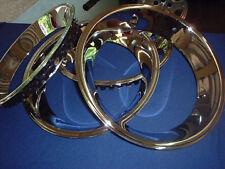 "Rally Wheel Trim Rings 14'X 2 ½""New"